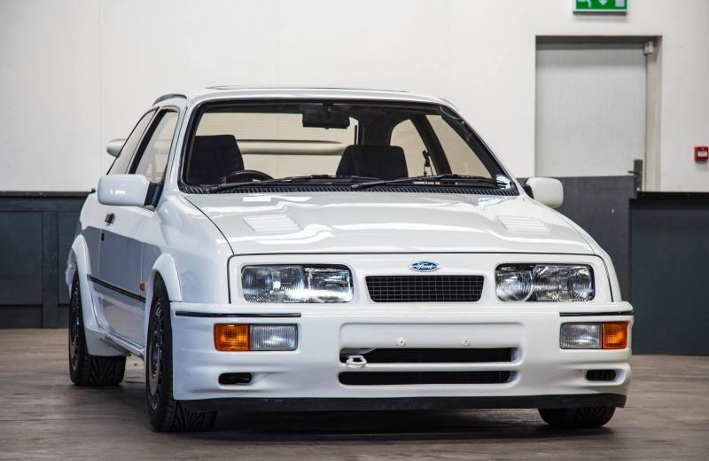 1987 Ford Sierra Rs Cosworth Ford Sierra Classic Cars Classic