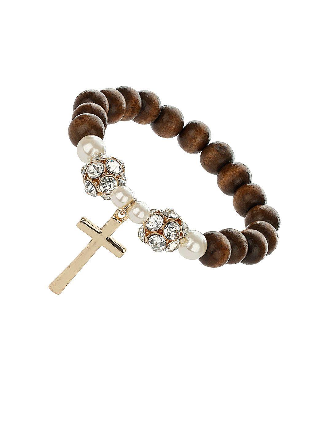 Cross and Bead