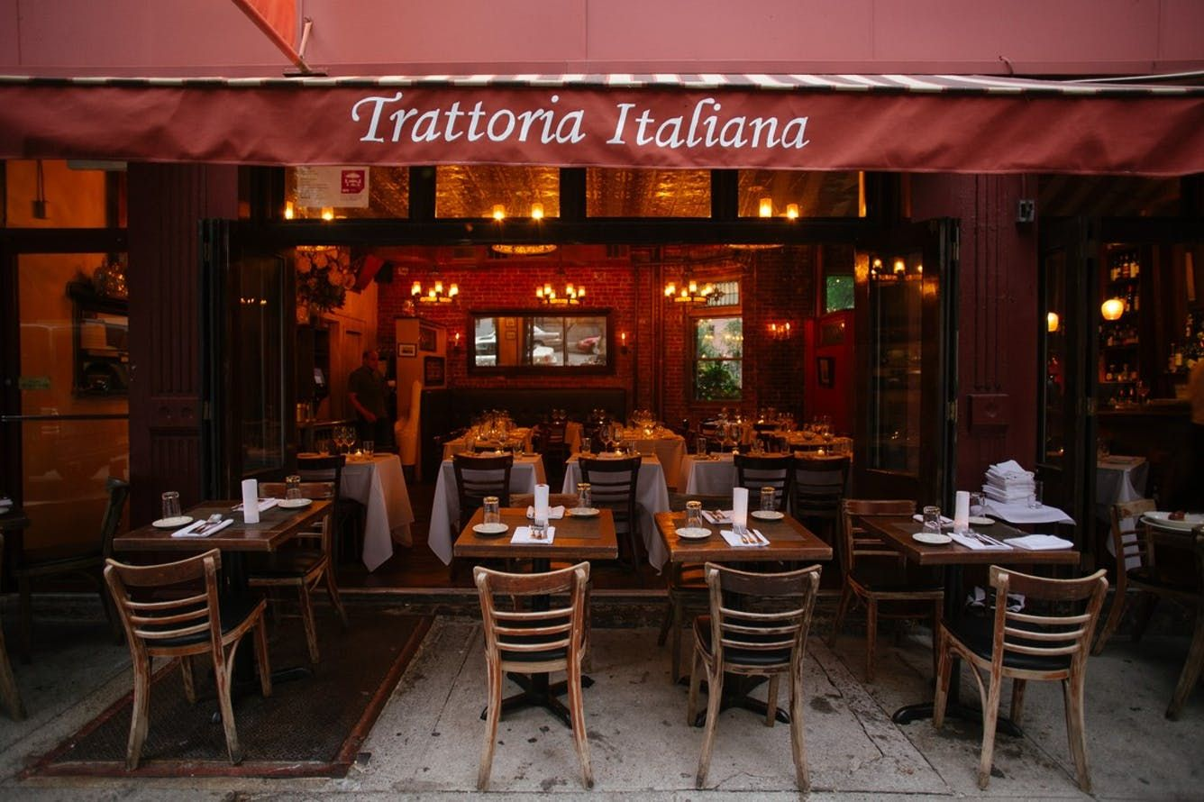 The Casual Italian Restaurant Guide New York With Images