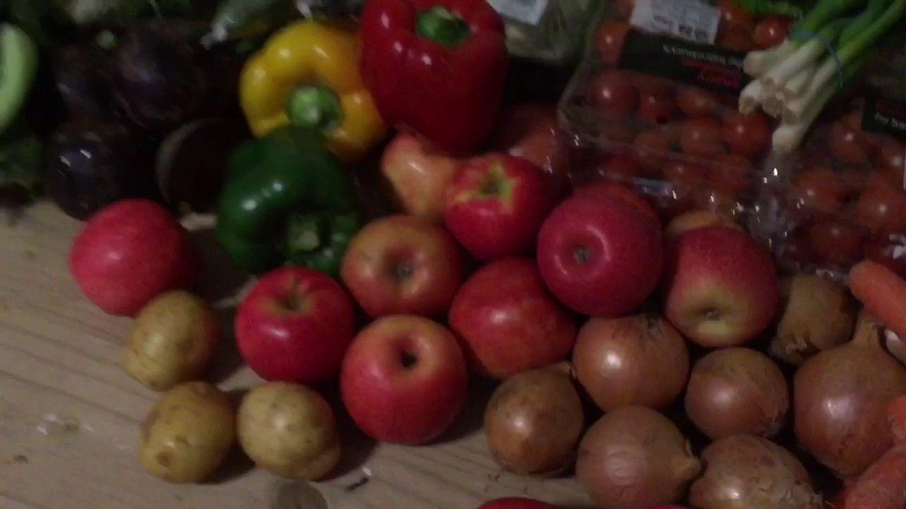 Fruits, Veges, Seeds & Nuts Shopping! Vlog / Heidi's Journey