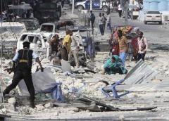Mueren en Somalia dos soldados por ataque con coche bomba