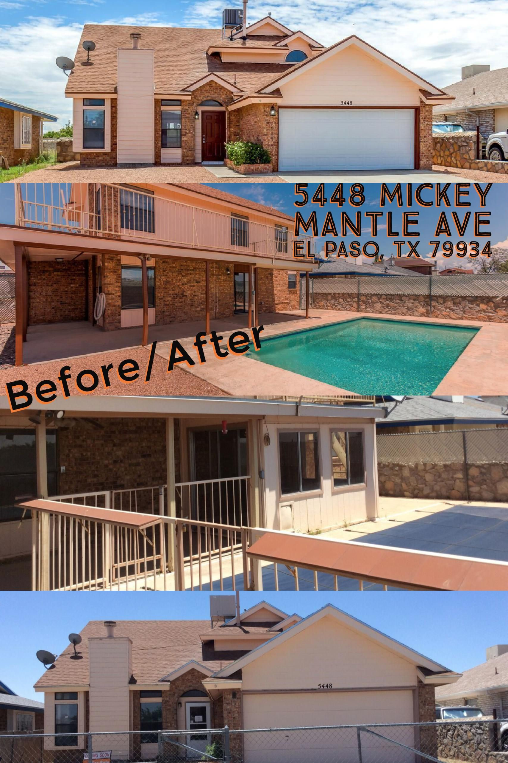 Northeast Rental With Terrific Cosmetic Reconstruction Our Tenants Are Pretty Satisfied Elpaso Elpasotx Northeastel House Rental Rental Property Property