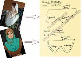 pola shawl butterfly - Google Search