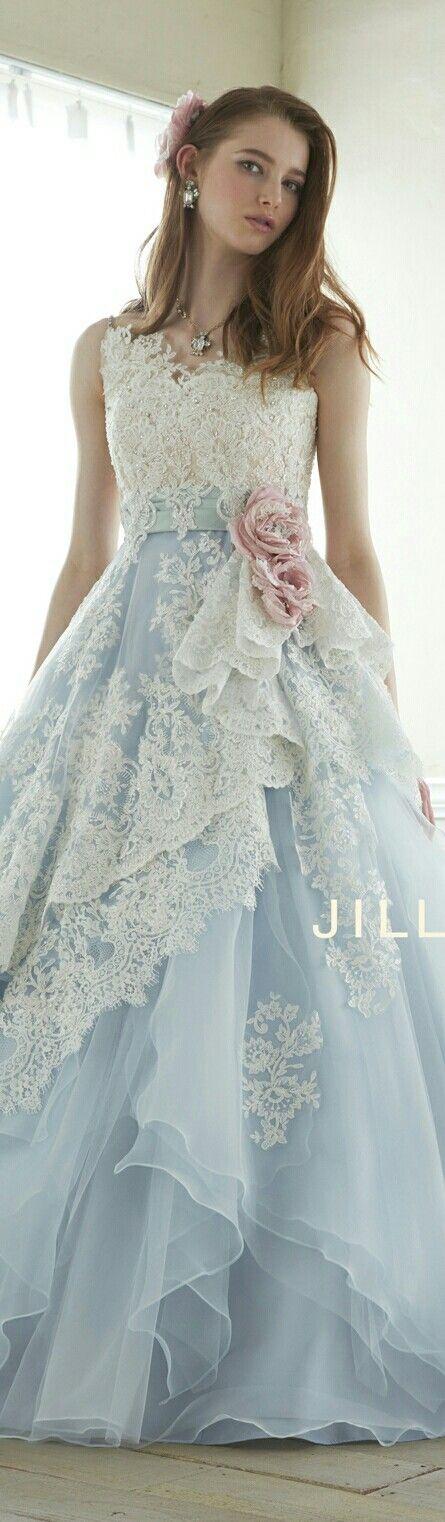 ガーリー&ヴィンテージ♡大人気『ジルスチュアート』のカラードレス ...