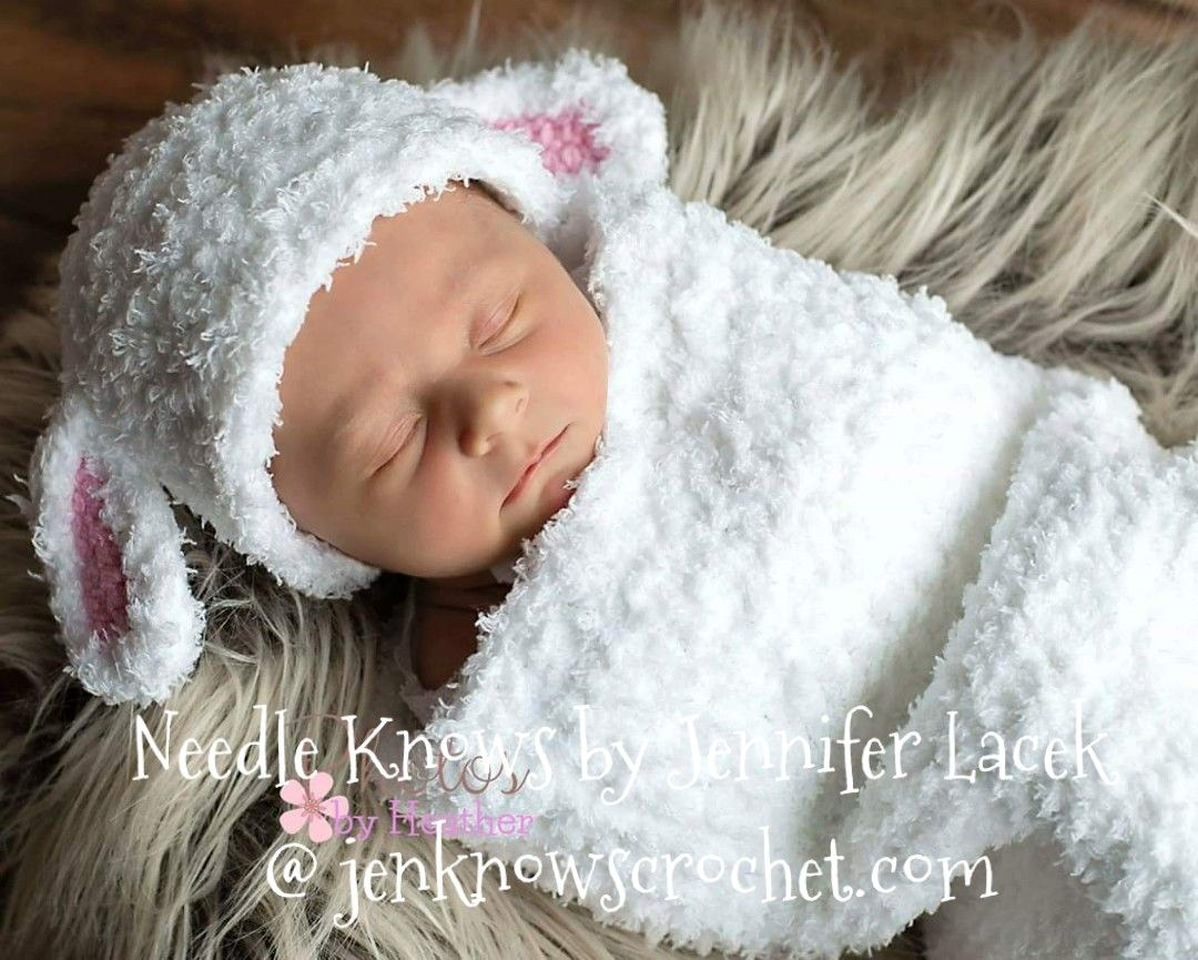 PDF Pattern for Little Lamb Cocoon #crochetbabycocoon