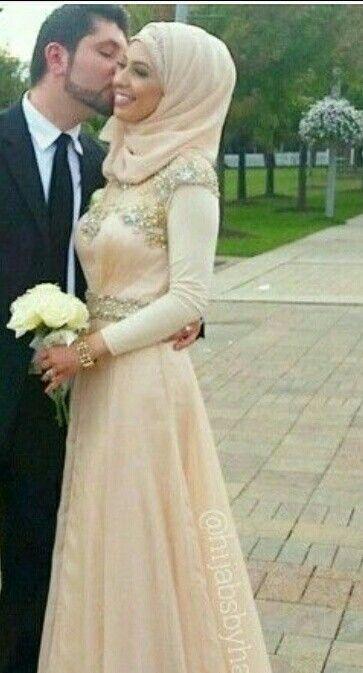 057ed86e3c8 Robe de mariage mairie hijab