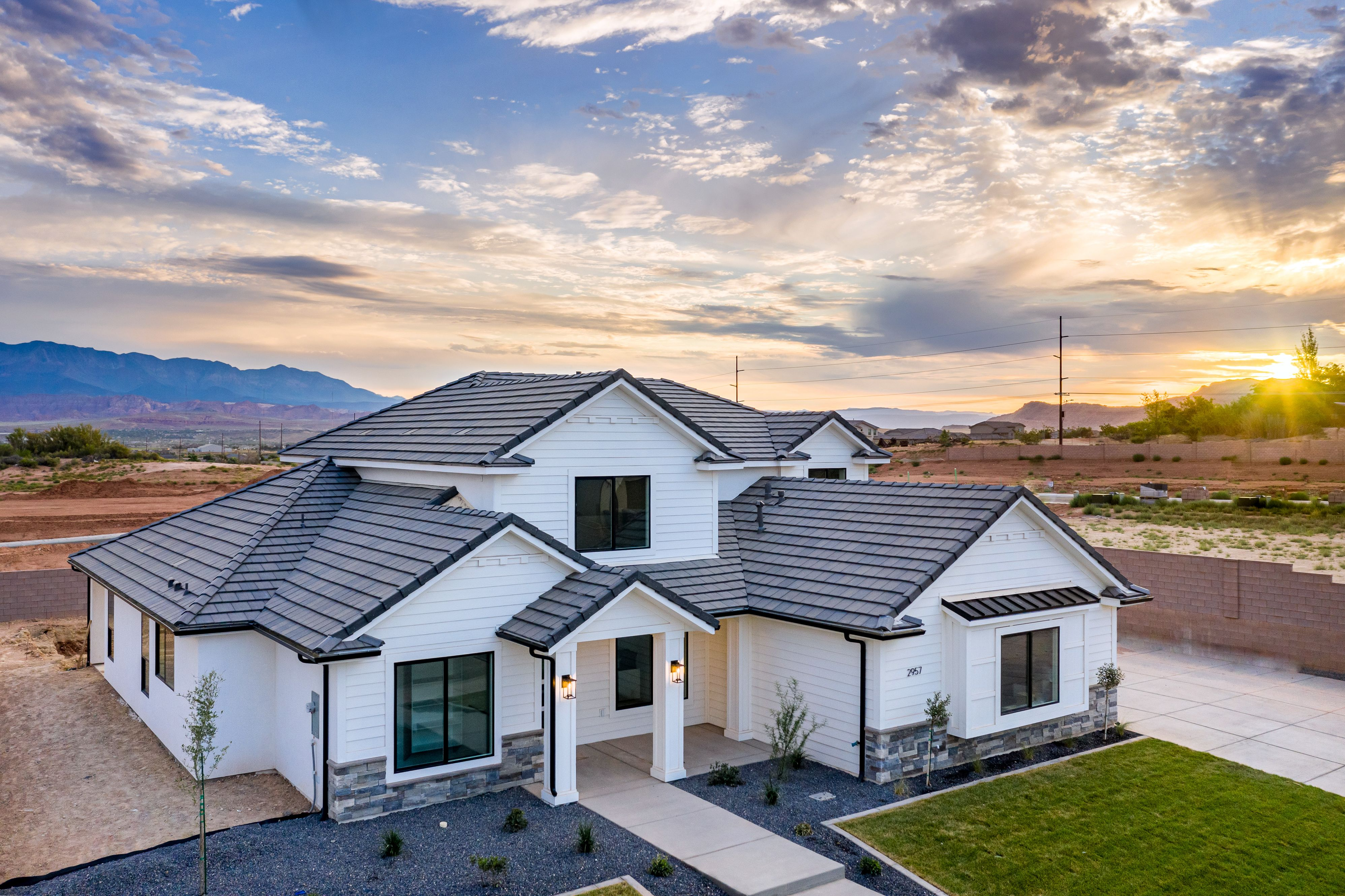 Immaculate Homes- Fantastic semi-custom home builder! Located in ...