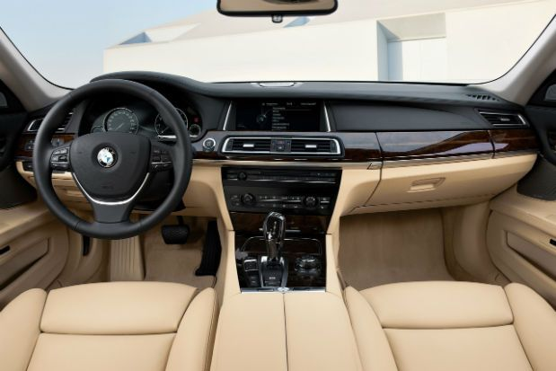 2016 BMW X4 Interior