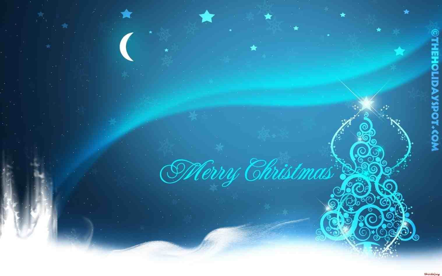 New Post Merry Christmas Nativity Background