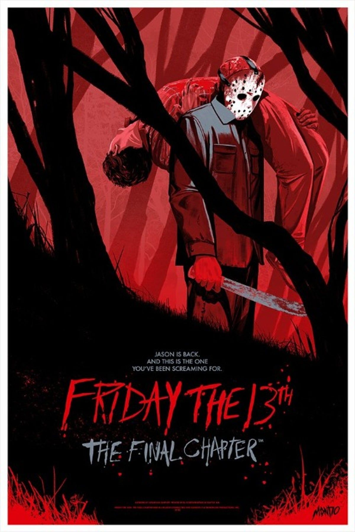 Pin by Xuel on 设计 in 2020 Horror movie posters, Friday
