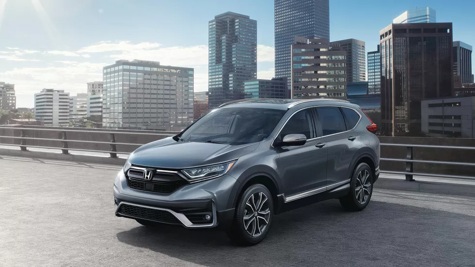2020 Honda CRV sports a new look and new tech Honda cr