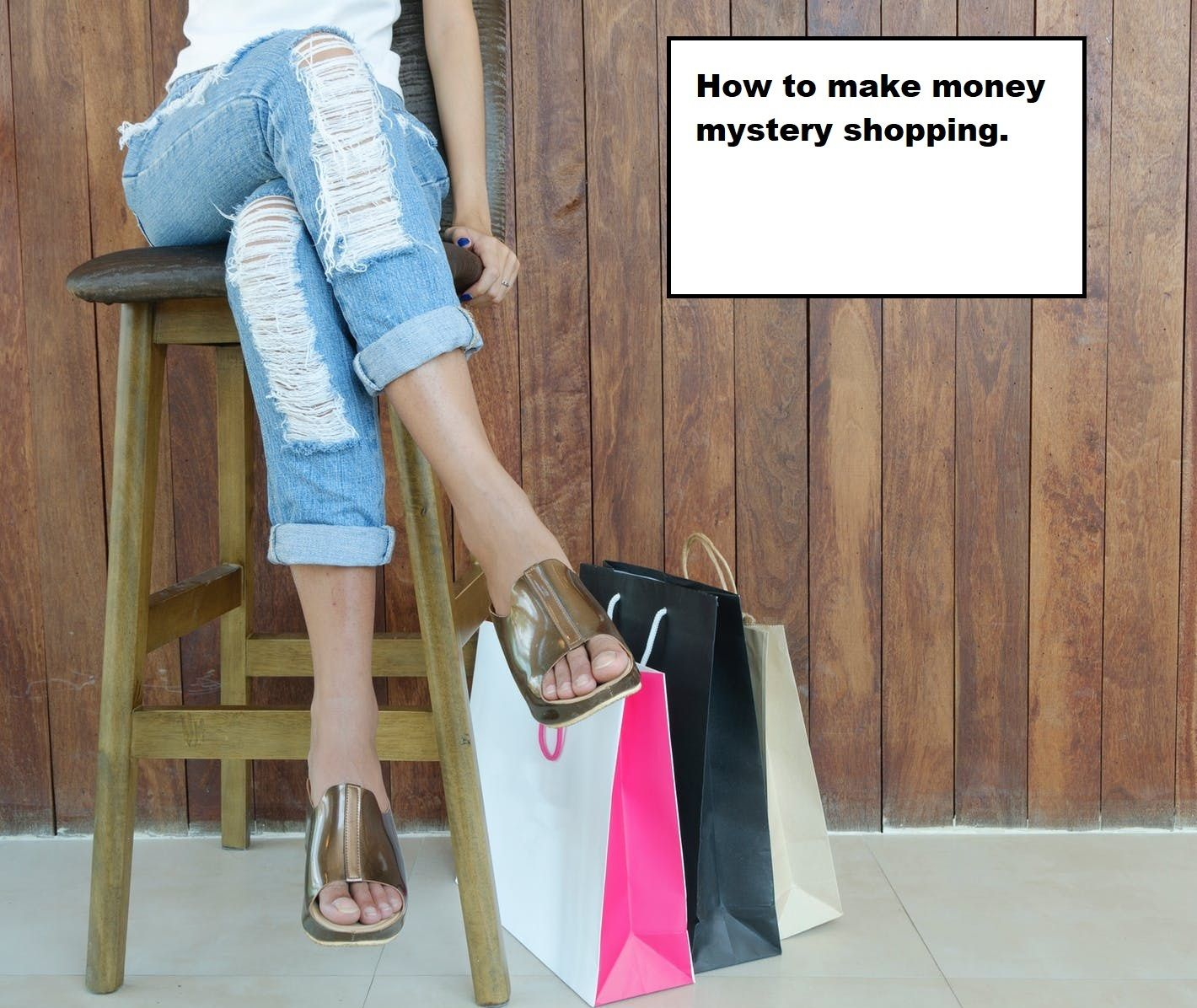Can you make money mystery shopping? Click Here To Learn