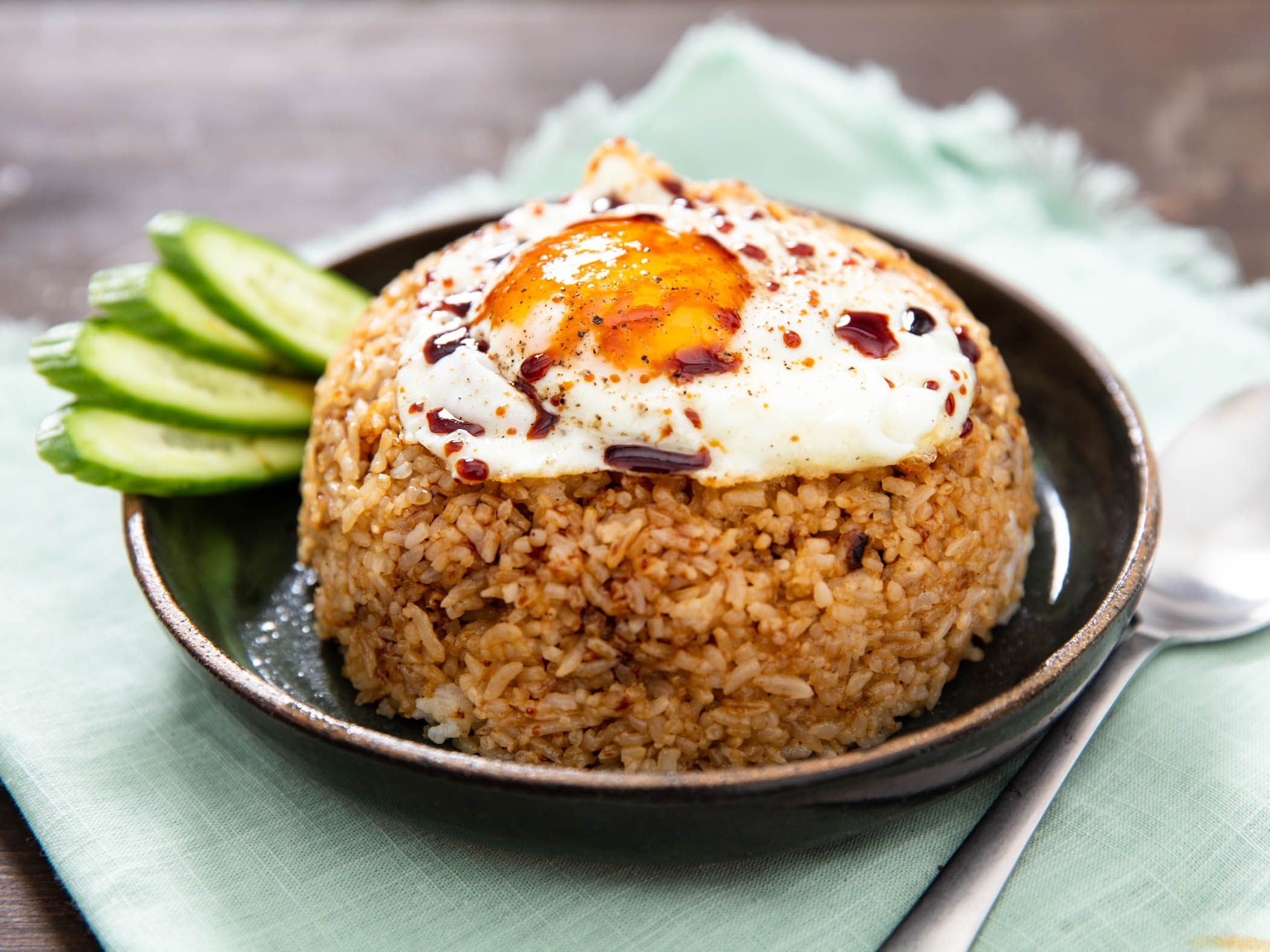 Nasi Goreng Indonesian Fried Rice Recipe Recipe Nasi Goreng Recipe Nasi Goreng Fried Rice