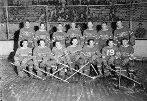 31 octobre 1942 : Premier match de Maurice Richard dans la LNH