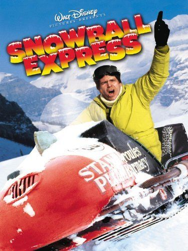 Snowball Express One of my all-time favorite movies!!