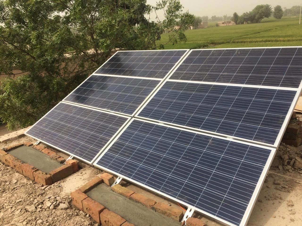 Solar System Installed At Jhang City Solar Solutions For Your Home Offices Call Sms Whatsapp 0310 4011444 042 354004 In 2020 Solar Panels Solar Best Solar Panels