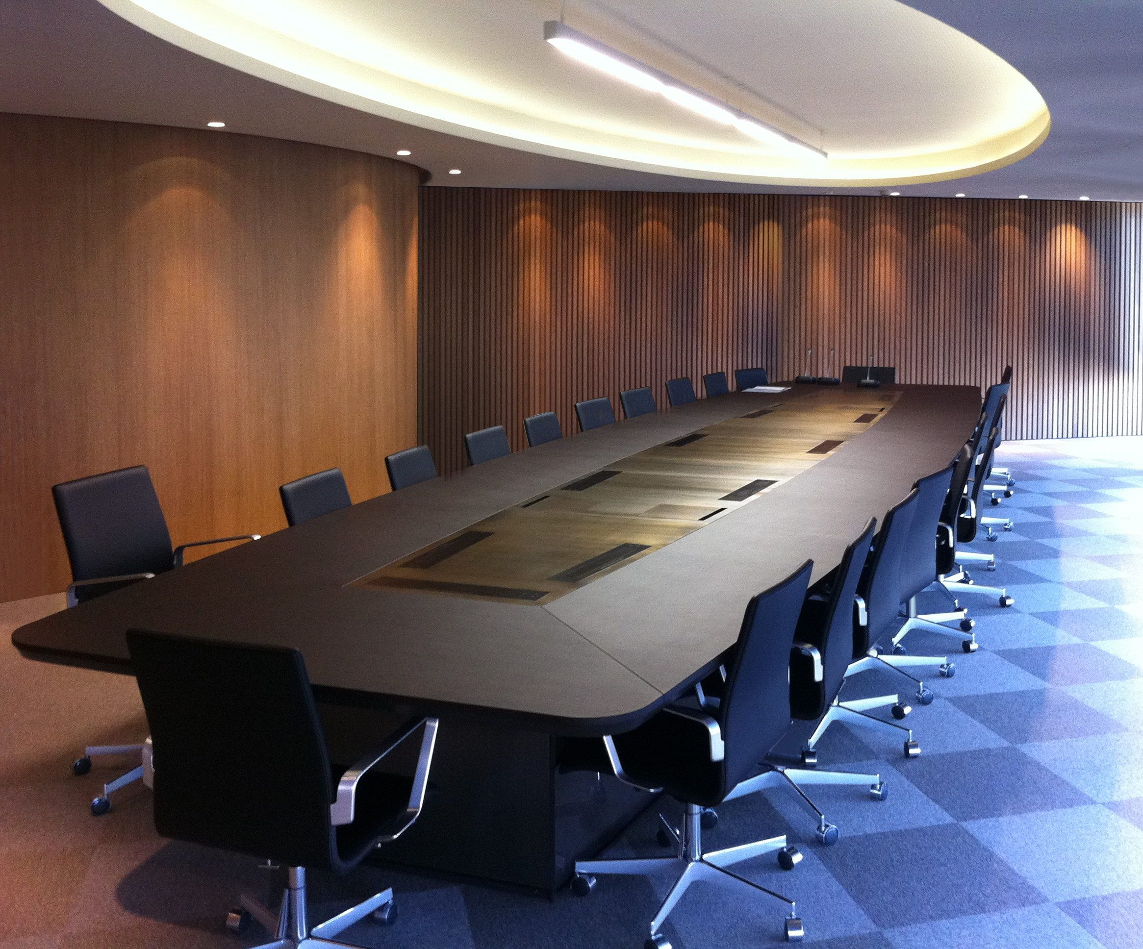 Marcus by jmm conference and board room - Interior design ideas for conference rooms ...