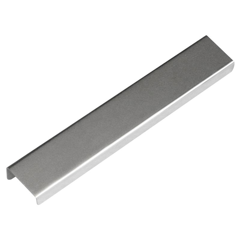 Kitchen Handles Kaboodle 160mm Discrte Grip Chr W 50407 I N