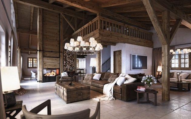 "Grindelwald\'s ""Glacier Village"" Swiss Chalets | Architecture ..."