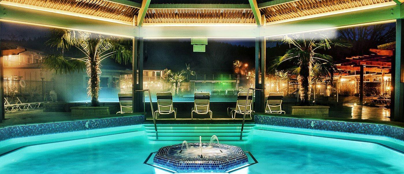 Napa Valley Hotel Calistoga Spa Hot Springs