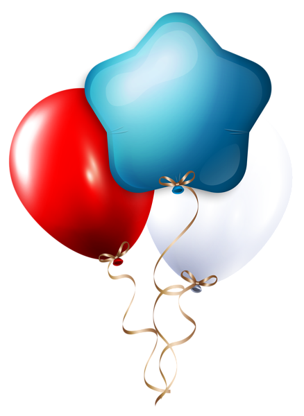 Balloons Png Image Balloons Birthday Clips Birthday Clipart
