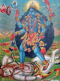 mythology indian gods