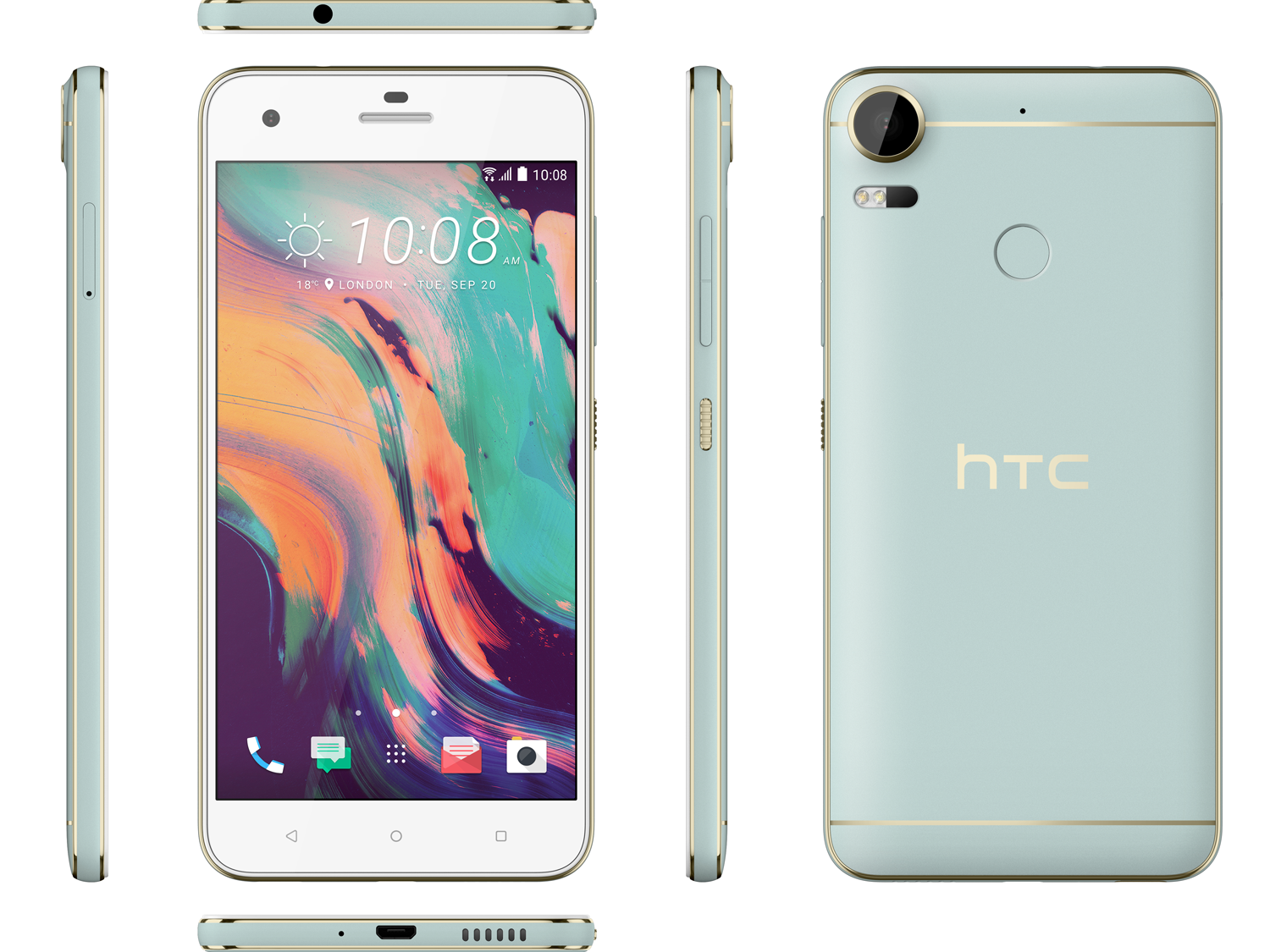 HTCs newest phones are gorgeous and affordable but have one big catch