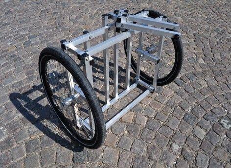 Xyz Spaceframe Vehicle Trailer Bike Design Trike Bicycle Tricycle