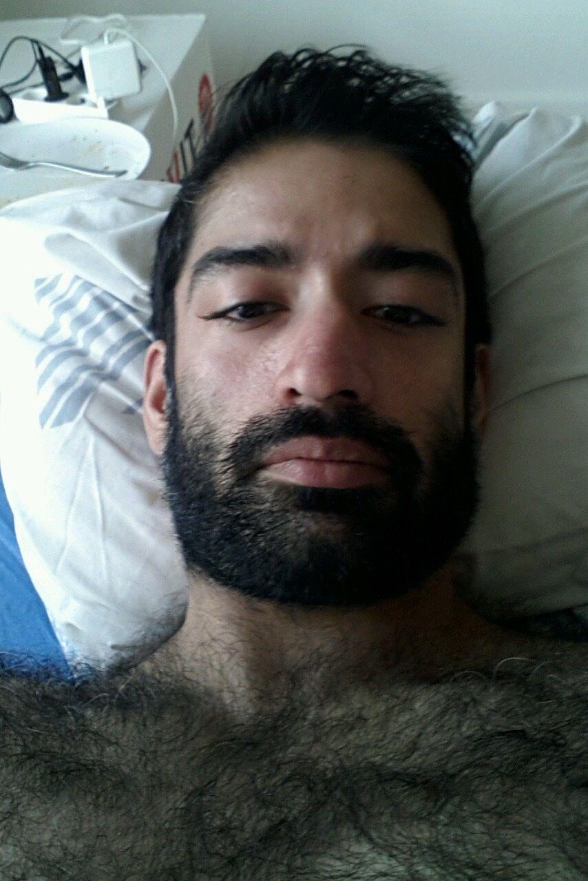 Extremely Hairy Men : Photo