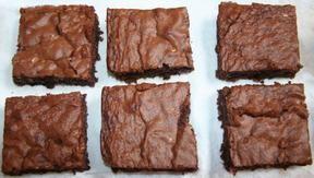 Nutella-Bananen-Brownies Rezept - Rezepte kochen - kochbar.de - mobil