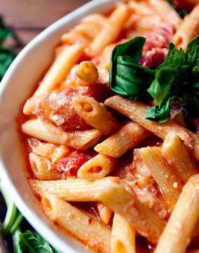 Best Best Pasta-with-Tomato-Sauce You'll Ever Have  By Luisa