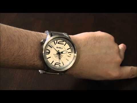 766b0ddf48a9 SISU Guardian Watch Review - YouTube