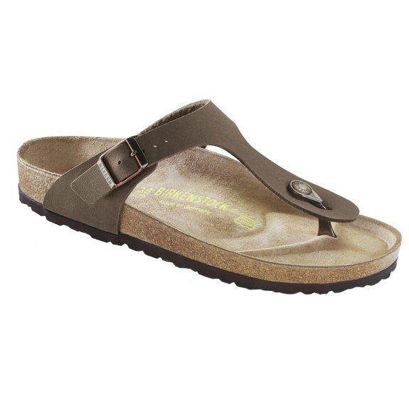 ff18581138dc Amazon.com  Birkenstock Gizeh Ladies   Womens Sandals  Shoes