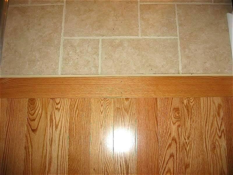 Image Result For Ltv To Ceramic Tile Transition Floor Strip Wood