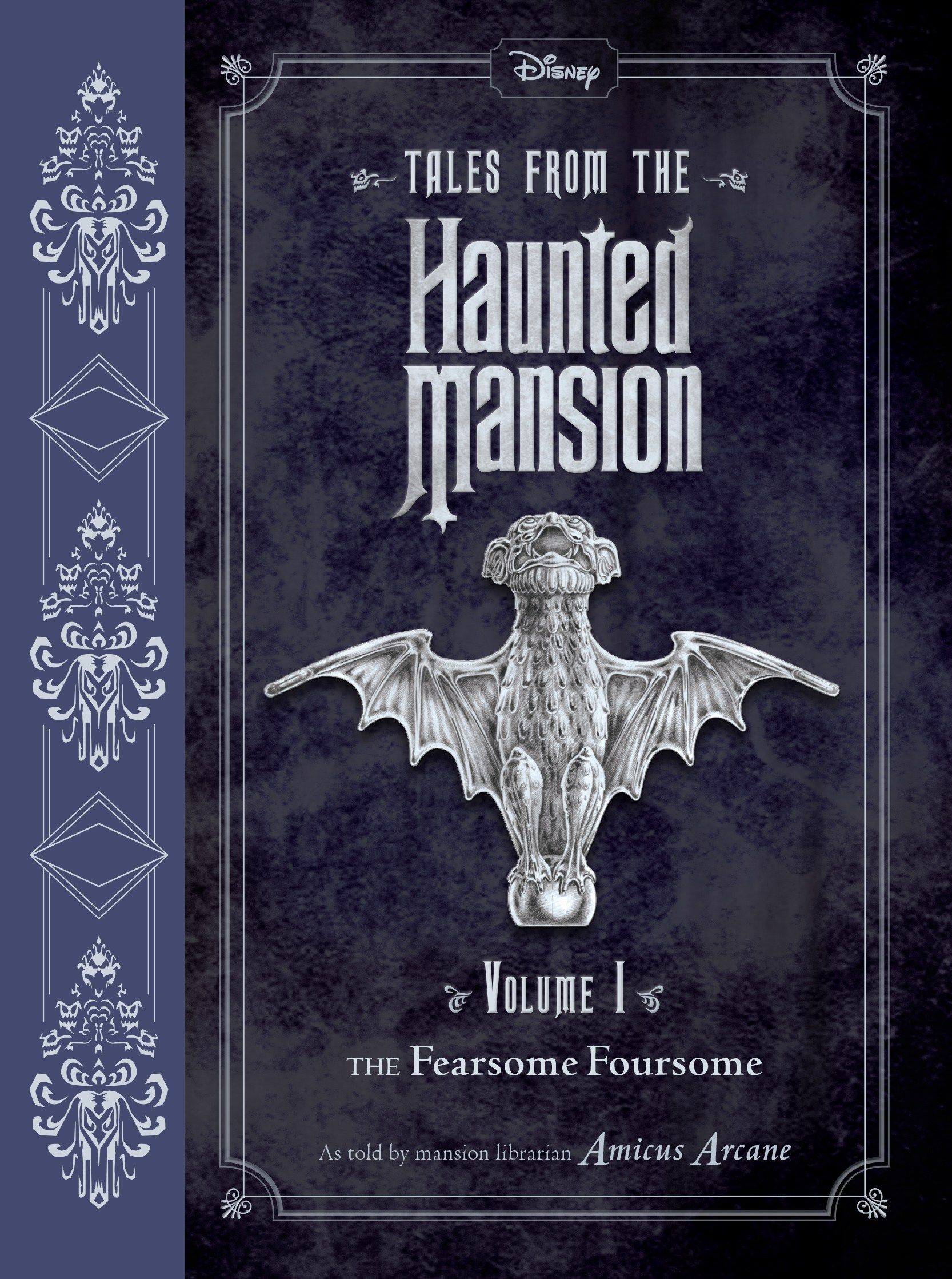 Haunted Mansion Decorations