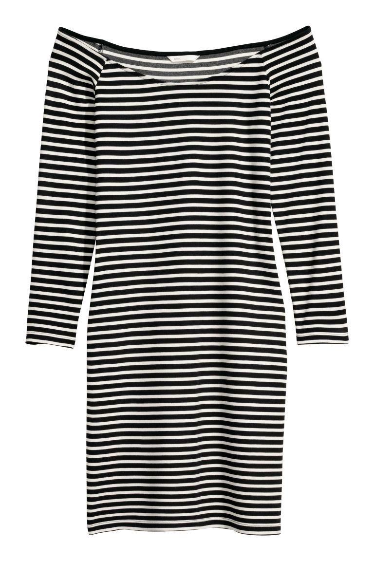 Offtheshoulder dress Style Pinterest Shoulder dress Black