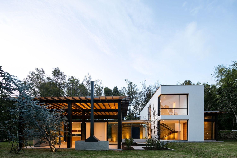 Home Design Quito Part - 27: GC House / Juan Pablo Ribadeneira Mora