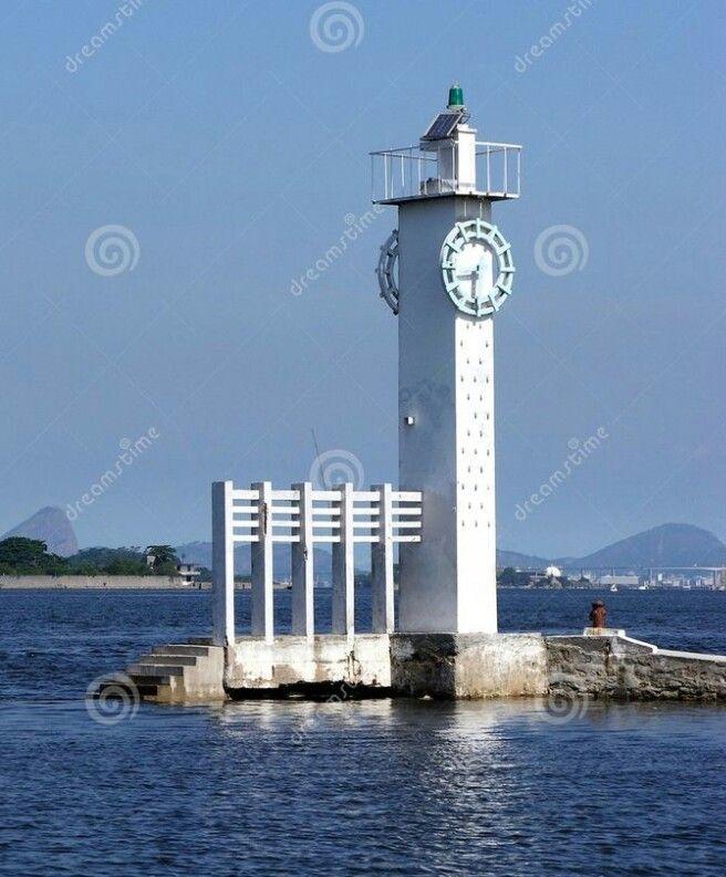 Westlight House: Lighthouse, Rio De Janeiro, Brazil