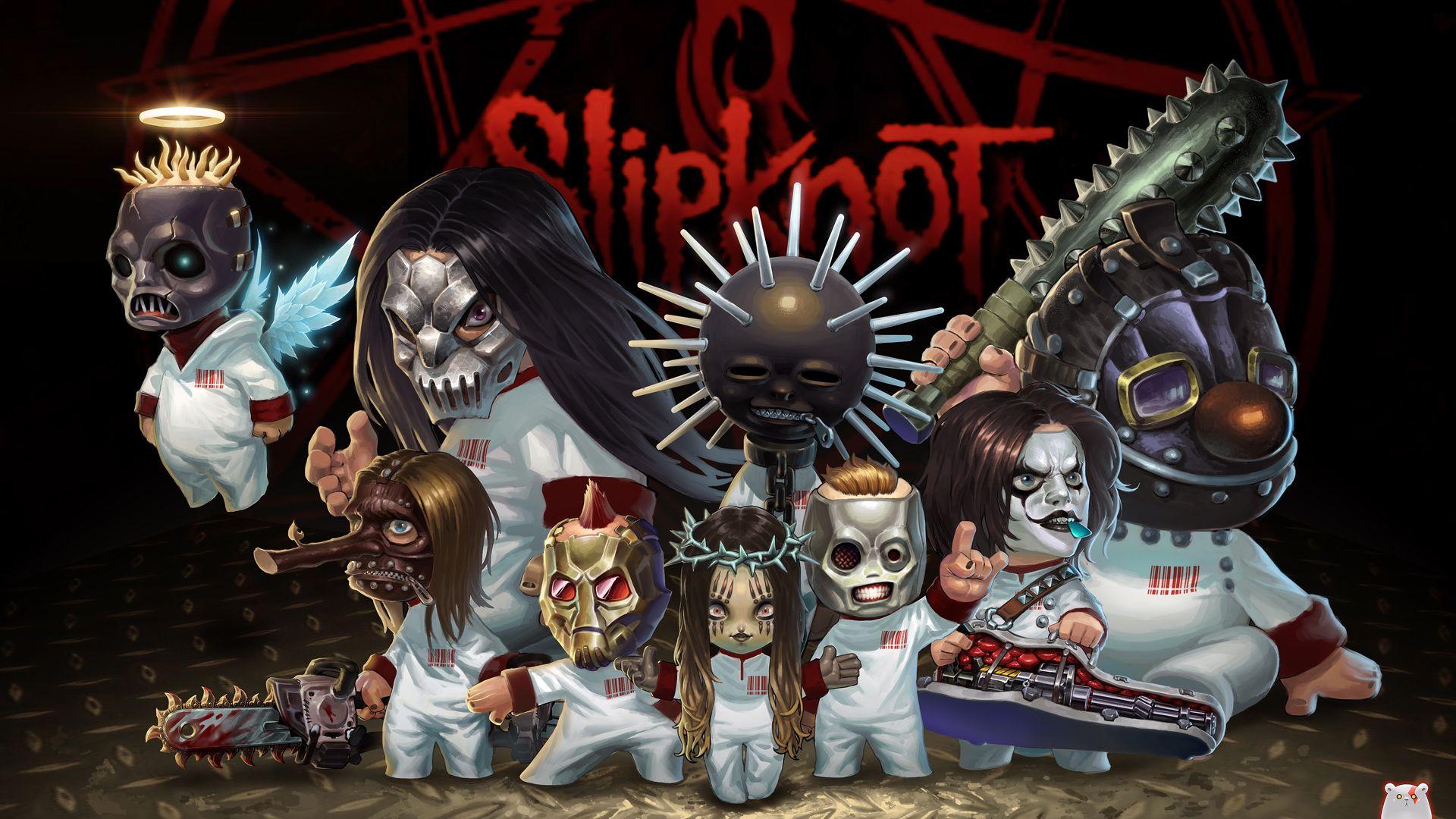 Pin by SER∃NA RAMIREZ |-/ on Slipknot | Slipknot, Heavy metal bands