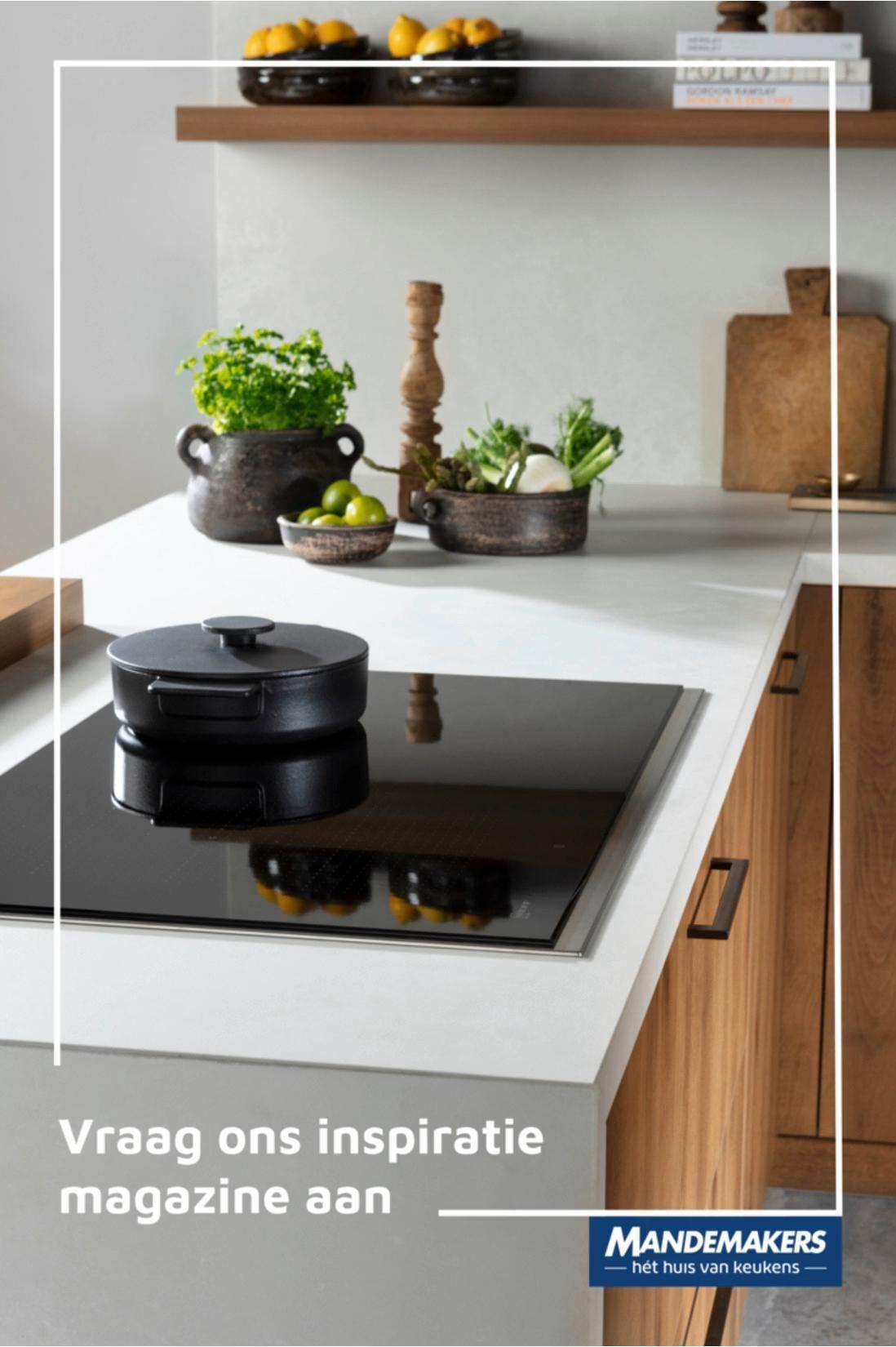 Mandemakers: hét huis van keukens