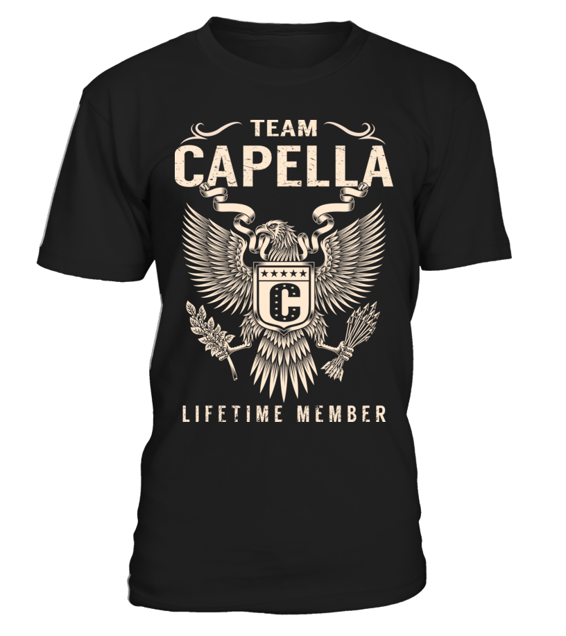 Team CAPELLA - Lifetime Member