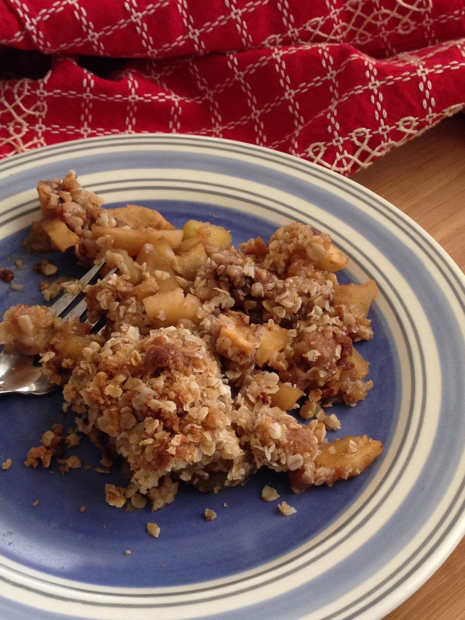 Easy Apple Crisp   Recipe   Apple crisp recipes. Apple crisp. Crisp recipe