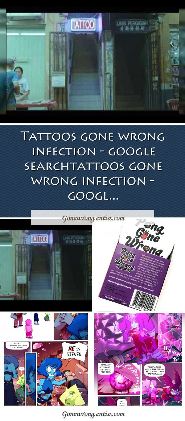 Tattoos gone wrong infection google searchtattoos gone