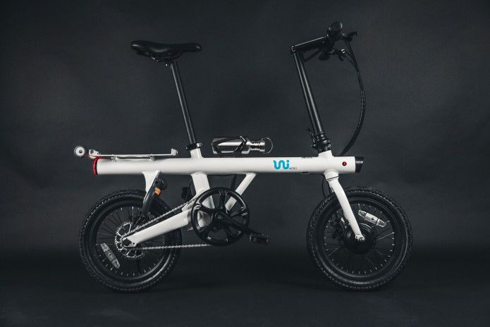UNI Micro: The SMARTEST electric folding bike EVER | Indiegogo