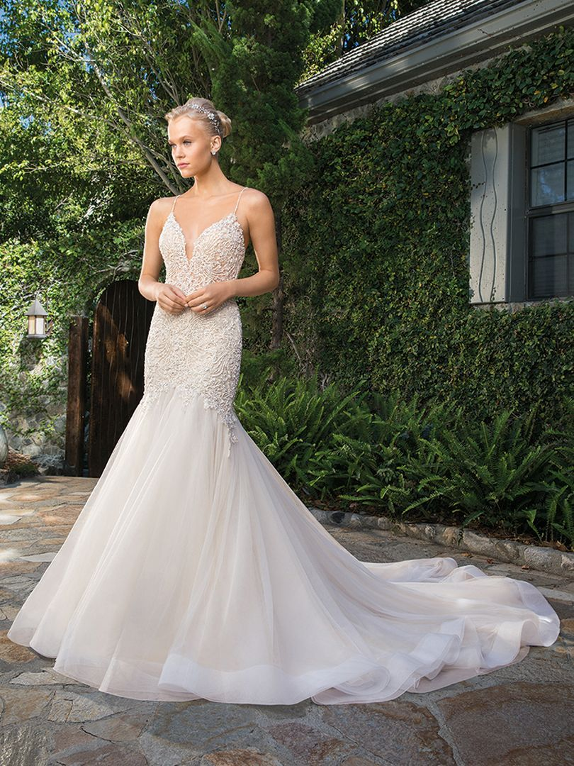 Pin On A Hillside Fairytale Collection By Casablanca Bridal
