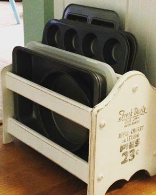 Não é uma ótima ideia? #cozinha #formas #cozinhaorganizada Isn't it a great idea? #idea #kitchen #organiser #organizacao #sydney #australia #mosman #cremorne #neutralbay
