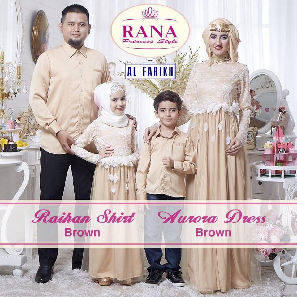 Model Baju Lebaran Keluarga Tahun 2020