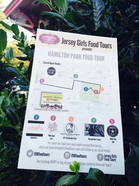 Food Tour - Jersey Girl