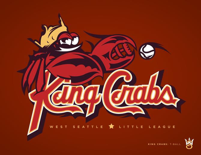 Danlustig Com Little League West Seattle Sports Logo