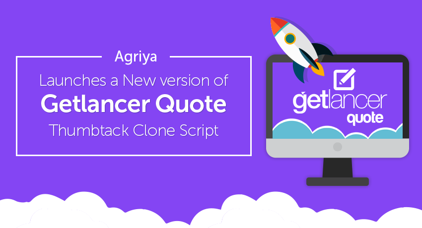 Agriya launches a New version of Getlancer Quote
